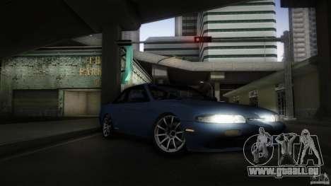 Nissan Silvia S14 Zenk für GTA San Andreas Innenansicht