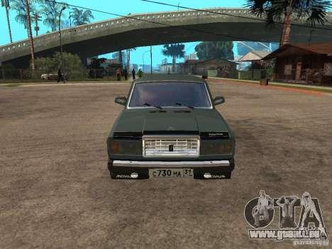 ВАЗ 21074 für GTA San Andreas linke Ansicht