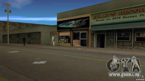 Der 2 Fast 2 Furious Shop für GTA Vice City zweiten Screenshot