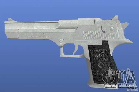 Silver Deagle für GTA 4