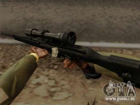 HK PSG 1 für GTA San Andreas