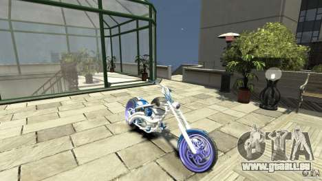 The Chopper pour GTA 4