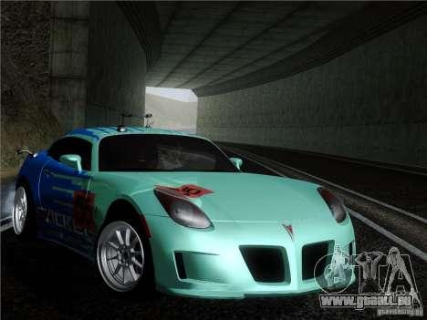 Pontiac Solstice Falken Tire pour GTA San Andreas