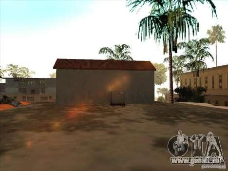 Karte für Parkour und bmx für GTA San Andreas her Screenshot