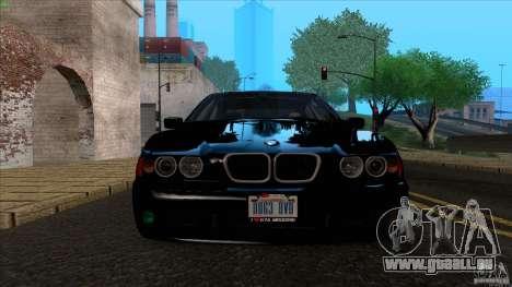 ENBSeries by Allen123 pour GTA San Andreas troisième écran