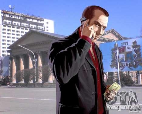 Écrans de chargement ville Stavropol pour GTA 4