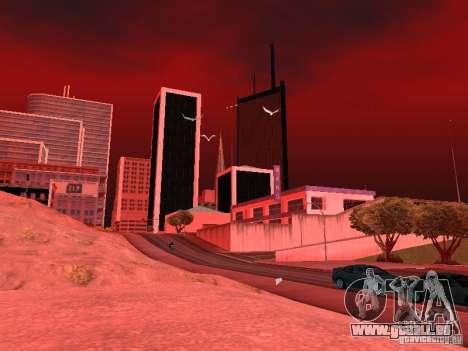 Weather manager pour GTA San Andreas douzième écran