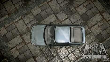 Honda CRX 1991 pour GTA 4 est un droit