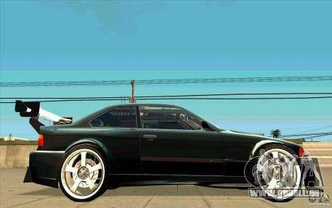 NFS:MW Wheel Pack für GTA San Andreas achten Screenshot