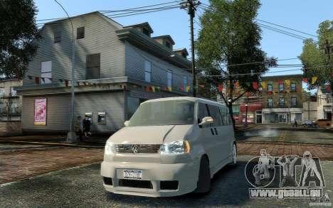 Volkswagen Transporter T4 pour GTA 4
