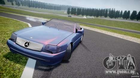 Mercedes-Benz SL500 für GTA 4