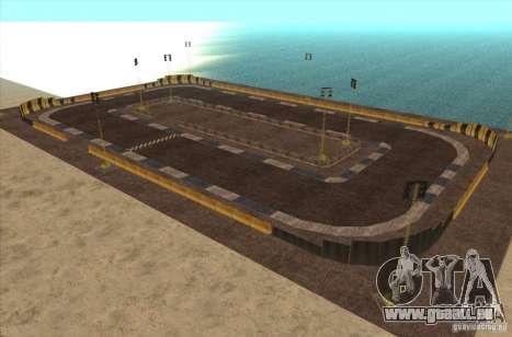 Nouvelle piste pour Drifter pour GTA San Andreas