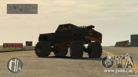 Bobcat megatruck 1.0 für GTA 4 linke Ansicht
