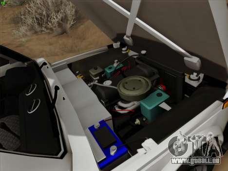 VAZ 2121 Niva pour GTA San Andreas vue de côté