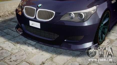 BMW M5 Lumma Tuning [BETA] pour le moteur de GTA 4