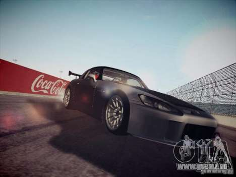 Honda S2000 JDM Dirft pour GTA San Andreas