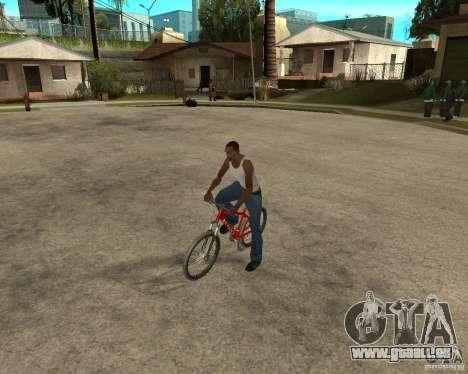 Kona Cowan 2005 pour GTA San Andreas