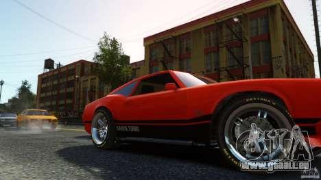 Sabre GT II Vinyl Roof für GTA 4 rechte Ansicht