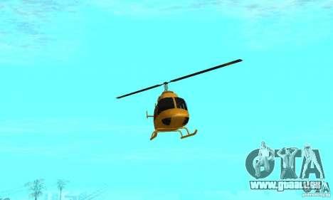 VIP TAXI pour GTA San Andreas septième écran
