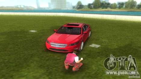Ford Taurus pour GTA Vice City