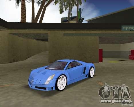 Cadillac Cien für GTA Vice City