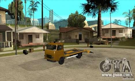 Avia A31 Abschleppwagen für GTA San Andreas