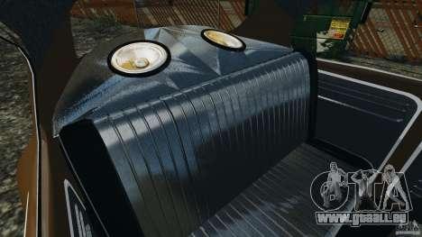 Volkswagen Fusca Gran Luxo v2.0 für GTA 4 Seitenansicht