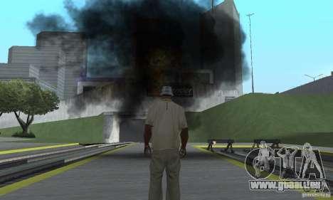 New Effects pour GTA San Andreas deuxième écran