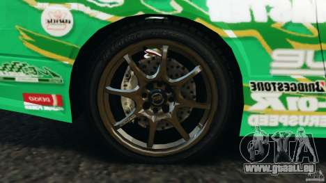 Nissan Silvia KeiOffice für GTA 4 Seitenansicht