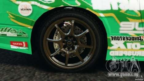 Nissan Silvia KeiOffice pour GTA 4 est un côté