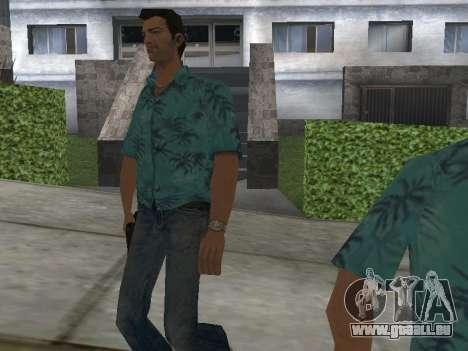 Neue Skins Grove Street für GTA San Andreas zweiten Screenshot