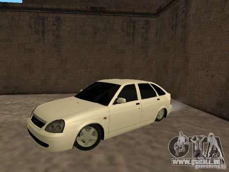 LADA 2170 Schrägheck für GTA San Andreas