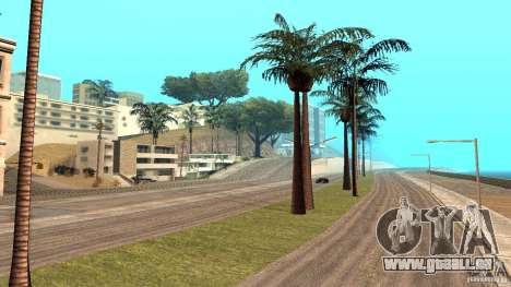 New HQ Roads pour GTA San Andreas