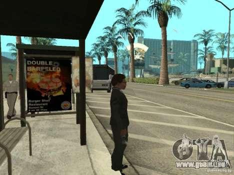Ligne de bus à Las Venturas pour GTA San Andreas quatrième écran