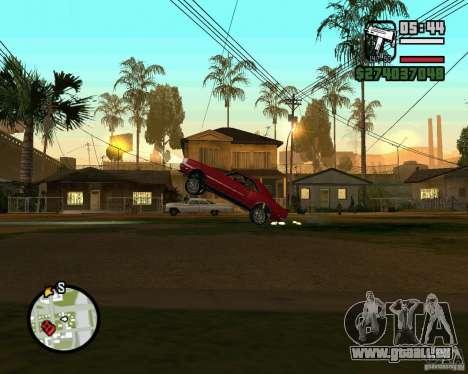 Dragger für GTA San Andreas dritten Screenshot