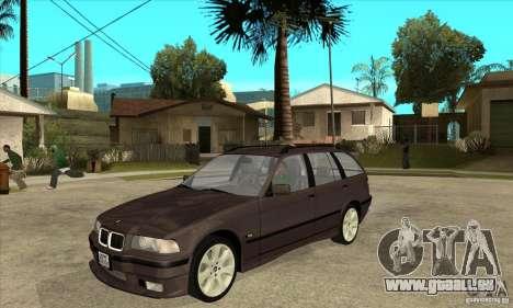 BMW 318i Touring für GTA San Andreas linke Ansicht