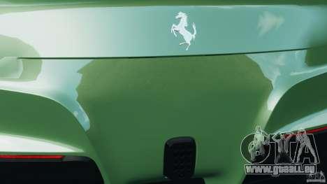 Ferrari F12 Berlinetta 2013 [EPM] pour le moteur de GTA 4
