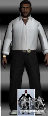 New FBI Agents pour GTA San Andreas troisième écran