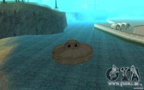 UFO für GTA San Andreas