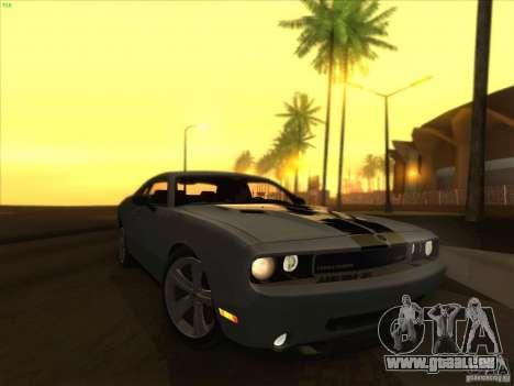 SGR ENB Settings pour GTA San Andreas quatrième écran