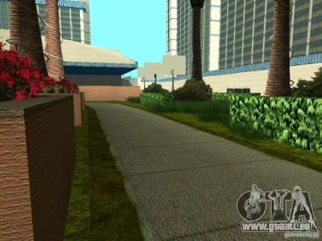 Neue Texturen für die High Roller Casino für GTA San Andreas her Screenshot