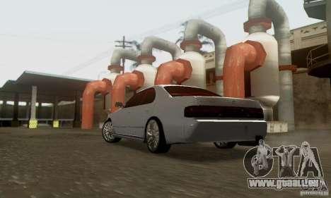 Toyota Cresta JZX90 für GTA San Andreas Unteransicht