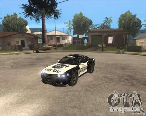 Police NFS UC pour GTA San Andreas