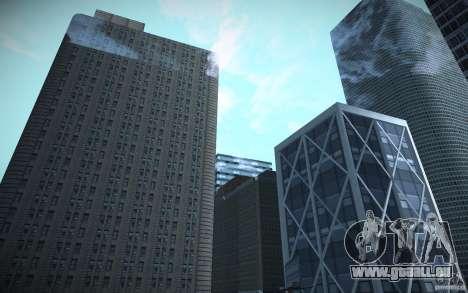 HD-Wolkenkratzer für GTA San Andreas her Screenshot