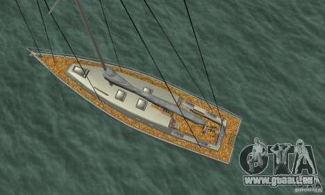 Marquis HD pour GTA San Andreas vue de droite