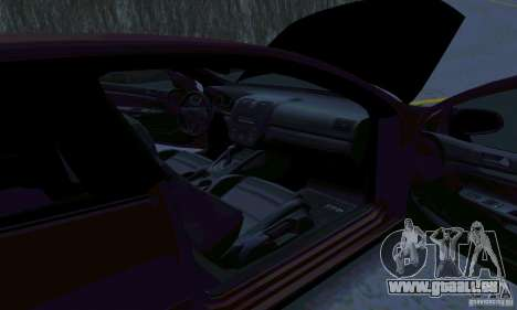 Volkswagen Golf V JDM Style für GTA San Andreas Rückansicht