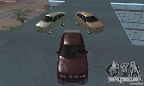 LADA 2112 Tuning (F) pour GTA San Andreas