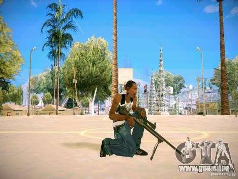 Armes Pack HD pour GTA San Andreas neuvième écran