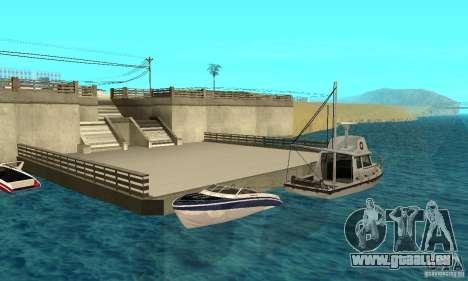 GTAIV Tropic für GTA San Andreas Motor