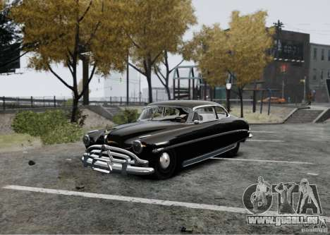 Hudson Hornet Club Coupe für GTA 4